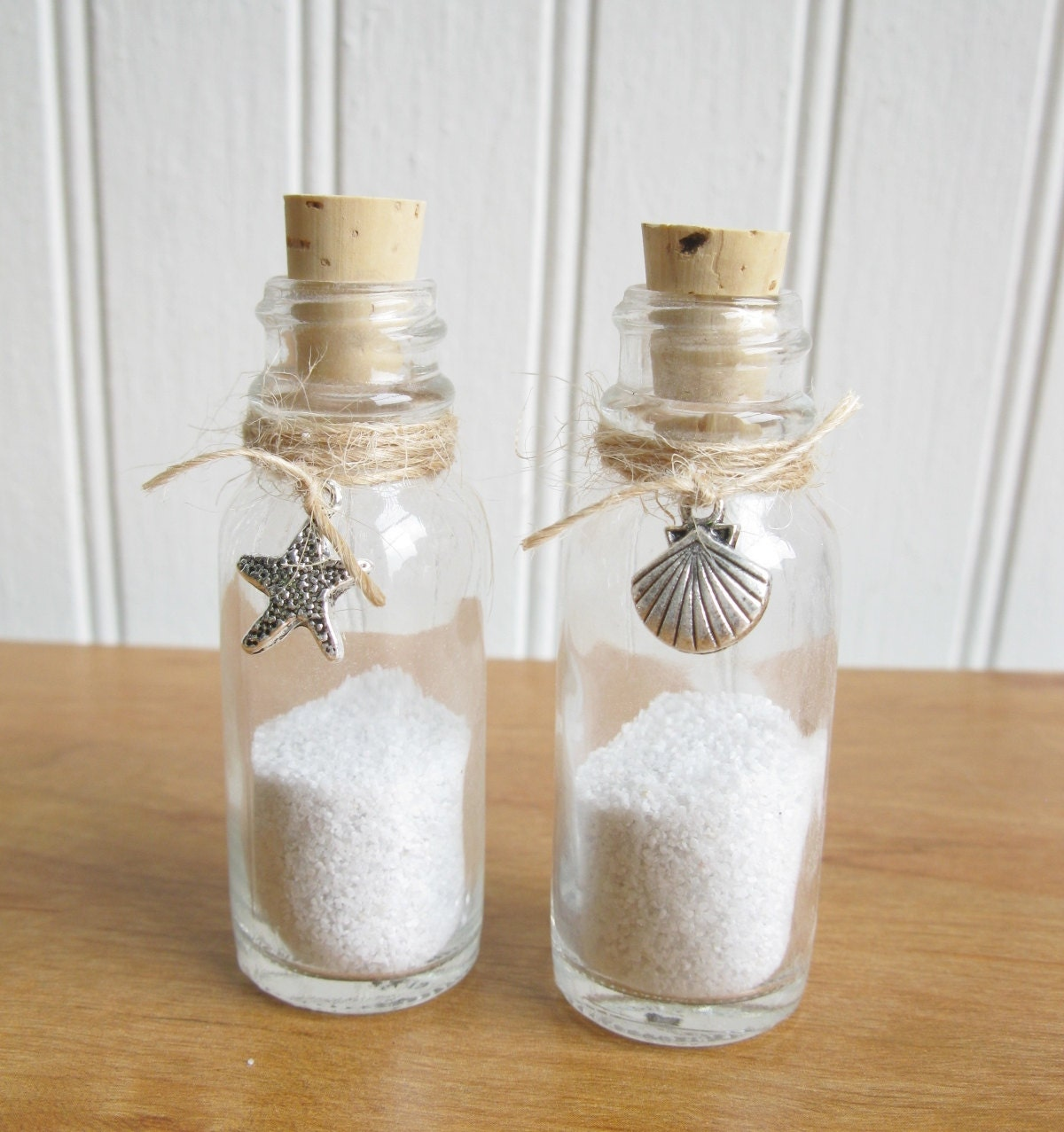 Sand Bottle Wedding Favor for Your Beach by ...