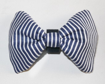 Milton Dog Bow Tie, Pet Bow Tie, Bowtie, Collar Attachment