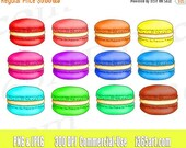 50% OFF SALE Macaroons Cl...