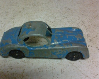 Tootsie toy car