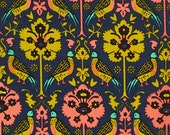 Byrne in Navy-Liberty of London by the 1/2 yard