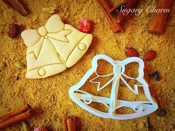 Christmas Bells cookie cutter