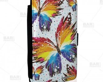 Painted Butterflies - Guest Check Pad Holder