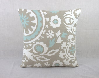 Grey Pillow Covers  - Gray Pillow Cover for Couch 0004