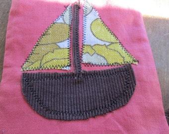 Sailing boat bag
