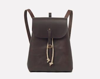 Charlotte Backpack - Brown