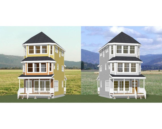 Items similar to 16x30 houses 4 bedroom 2 5 bath for 16x30 house plans