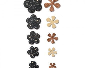 Sizzix Movers & Shapers Magnetic Die Set - Carnation Stack by Jill MacKay 660589