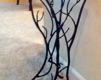 Iron Twig Side Table