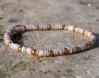 Conch Sea Shell Bracelet