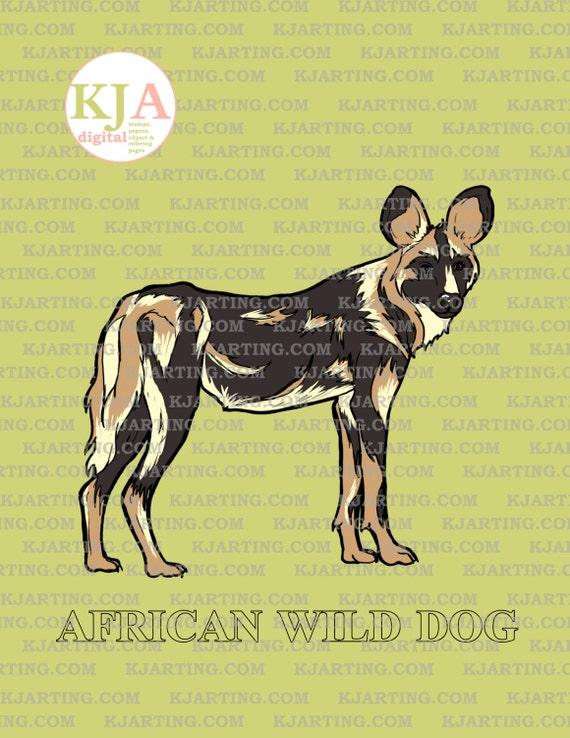 African Wild Dog Printable_Poster00019 KJArting KJA