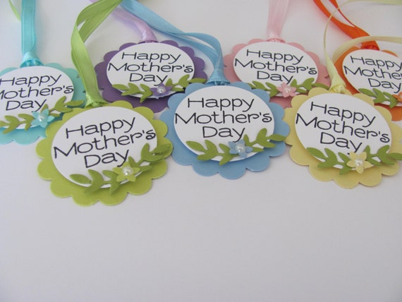 Mother S Day Tags: Mother's Day Gift Tags, Mother's Day Tags, Happy Mother's