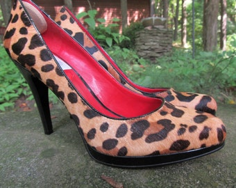 New Leopard Nine West Shoes