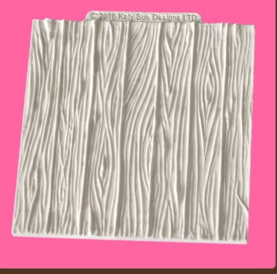 Katy Sue Brand Silicone Fondant Texture Mat By