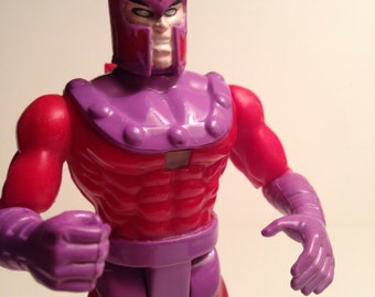 1992 X Men Magneto collectible toy