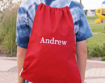 Personalized Embroidered Name Sports Pack
