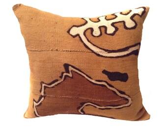 Holiday Gift Bogolan Mud Cloth throw pillows