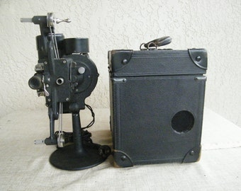 Antique Vintage Bell Howel Company Cinemachinery Movie Projector