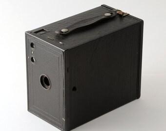Kodak Brownie No. 2A Model C 116 Roll Film Box Camera Working 1920s