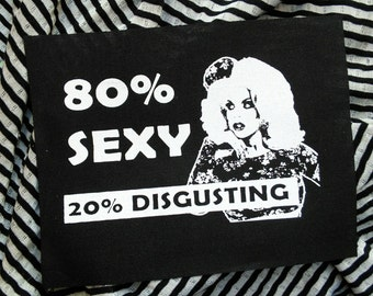 Katya zamolodchikova - sexy and disgusting - RPDR patch queer patch drag queen patch queer fashion Rupauls Drag race patch, Russian hooker