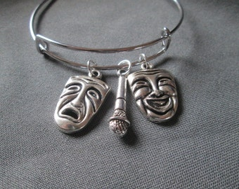 Adjustable Theater Bracelet