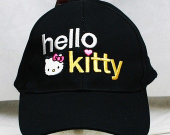 Hello Kitty Baseball Cap #HEK2554
