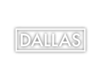 Dallas decal