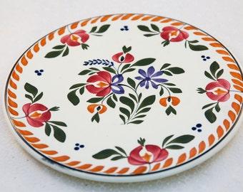 Societe Ceramique Maestericht Platter