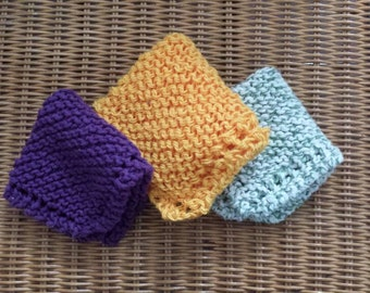 Made to order dish cloths. Set of 4.