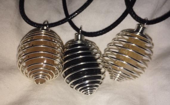 Caged Healing Crystals
