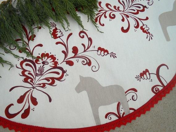 schwedische weihnachtsbaum rock schwedische pferd schwedische. Black Bedroom Furniture Sets. Home Design Ideas