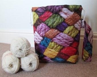 Medium Knitting Bag (9)