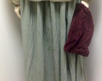 Renaissance English Peasant Skirt