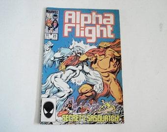 Alpha Fight Comics,Secrets of Sasquatch, Comic Book, Marvel Comics, Stan Lee, Night Of The Beast, Alpha Fight, Snowbird, Super Heros, Comics