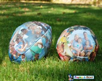 Personalized Stuffed Sports Balls