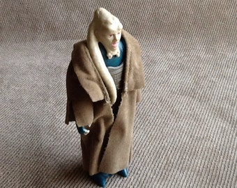 Vintage Original Star Wars Return Of The Jedi Loose Bib Fortuna Action Figure Made In TaiWan From 1983