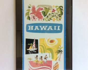 Super Swell Hawaiian Print Reserved for Jamie