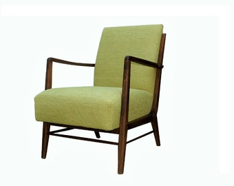 Refurbished Mid Century Modern chair from 1950' s