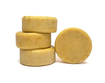 Unscented Calendula for Babies & Sensitive Skin   Natural Palm Oil Free Soap Handmade With Love