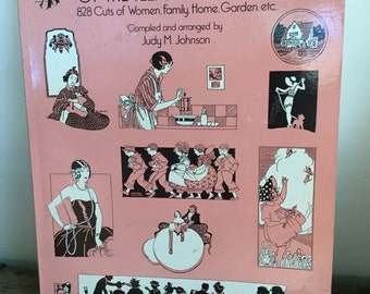 Spot Illustrations For Womens Magazines of the Tweens and Twenties