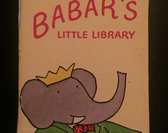 Babar's Little Library