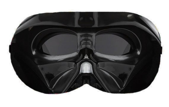Darth Vader Star wars Sleep Eye Mask Masks Sleeping Night Blindfold Travel kit Eyes cover covers patch wear Slumber Eyewear Accessory Gift