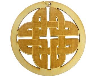 Celtic Knot Designs Ornament - Irish Decor- Celtic Knot Ornament- Celtic Ornaments - Celtic Decor - Celtic Design - Personalized Free