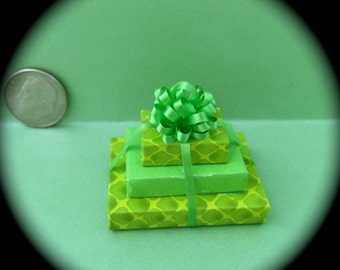 Miniature Gift Packages