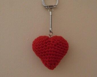Crochet Keyring