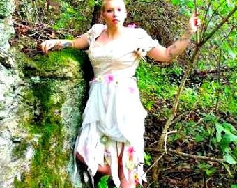 Tattered Fairy Dress