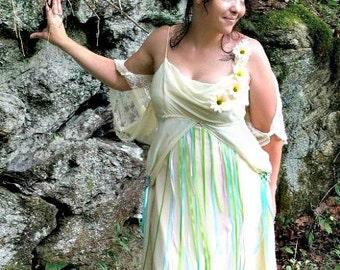 Simple Renaissance Fairy Dress