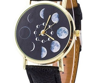 Lunar Phases watch