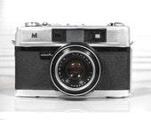Minolta A5 rangefinder camera  - vintage camera - 35mm camera