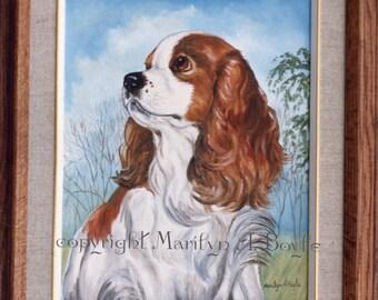 CUSTOM - PET PORTRAITS; dogs, cats, domestic, companions, acrylic 8 x 10 inch, canvas board, stretch canvas, masonite